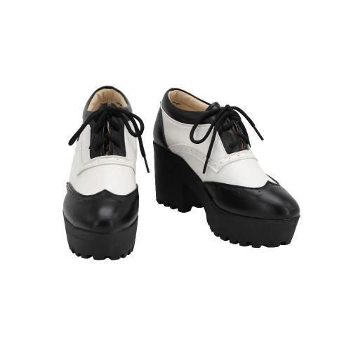 Divus Crewel Schuhe Twisted Wonderland Divus Schuhe Cosplay Schuhe
