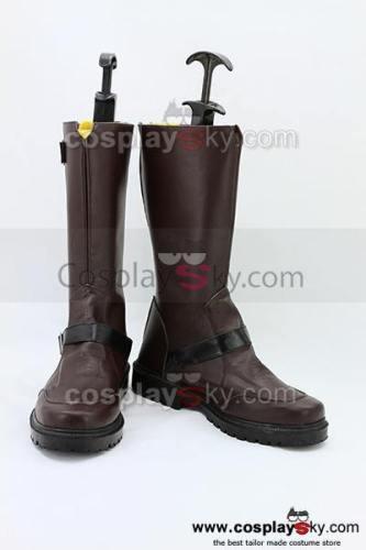 Noragami Yato Stiefel Cosplay Schuhe