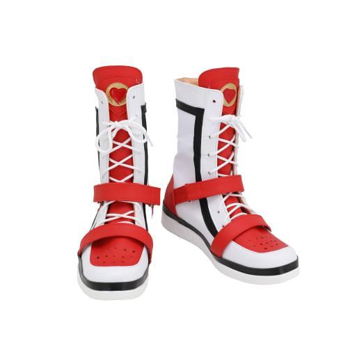 Twisted Wonderland Ace Schuhe Alice in Wonderland Ace Cosplay Schuhe