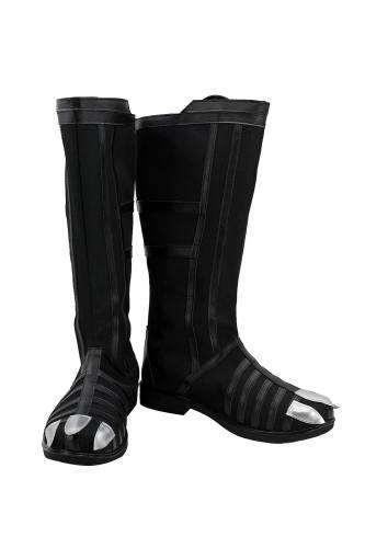 Civil War Black Panther Schuhe Stiefel Cosplay Schuhe