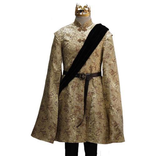 Game of Thrones Joffrey Baratheon Cosplay Kostüm