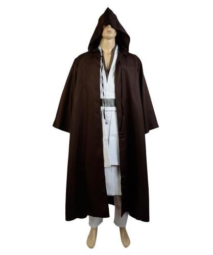 Star Wars Old Obi Wan Kenobi Kostüm Kostüm-machen