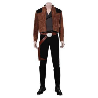 Solo: A Star Wars Story Han Solo Pilot Han Solo Cosplay Kostüme Halloween Karneval Outfits