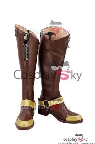 RWBY volume 4 Yang Xiao Long Stiefel Cosplay Schuhe