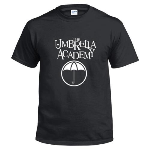 The Umbrella Academy T-Shirt Tee Top Kurzarm Rundhals für Alltag Druck