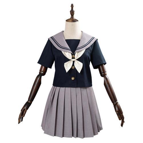 Japanische Matrosenanzug Cosplay JK Uniform Schuluniform für Mädchen Studentin