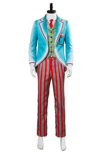 Mary Poppins' Rückkehr Mary Poppins Returns (2018) Jack Royal Doulton Bowl Cosplay Kostüm