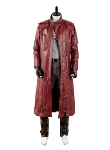 Guardians of the Galaxy 2 Chris Pratt Starlord Mantel Cosplay Kostüm