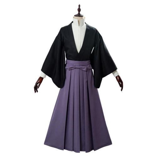 Samurai Kimono Set Tsukasa Yugi Kendo Kostüm Toilet-Bound Hanako-kun Hakama Cosplay