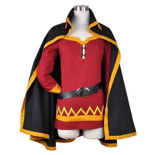 Ein Segen für diese wunderbare Welt! Konosuba God's Blessing On This Wonderful World Megumin Cosplay Kostüm