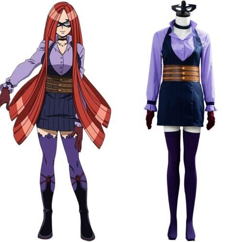 Boku no Hero Kiruka Hasaki Kostüm My Hero Academia Heroes: Rising Slice Cosplay