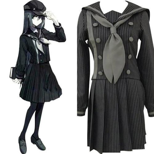 Danganronpa V3 Cosplay Saihara Shuichi Uniform Cosplay Kostüm Schuluniform