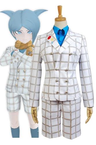 Zettai Zetsubō Shōjo: Danganronpa Another Episode Nagisa Shingetsu Kleidung Cosplay Kostüm