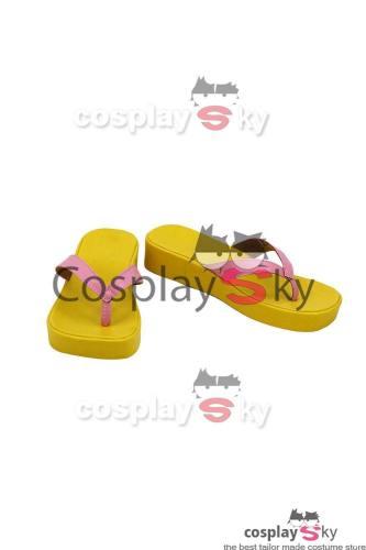 Miss Kobayashi-san Dragon Maid Elma Cosplay Schuhe