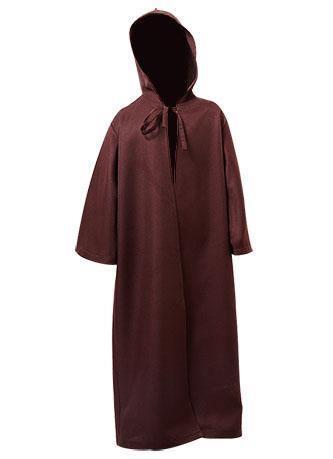 Star Wars Kenobi Jedi Cloak Cosplay Kostüm Kind Version