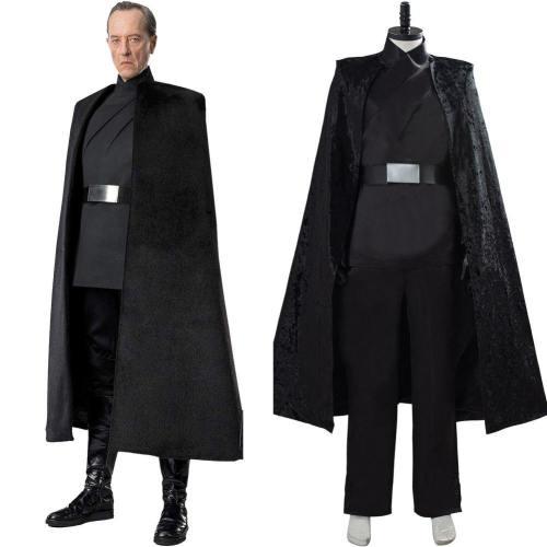 Cosplay Star Wars 9: The Rise Of Skywalker Kostüm Enric Pryde Final Order Allegiant General