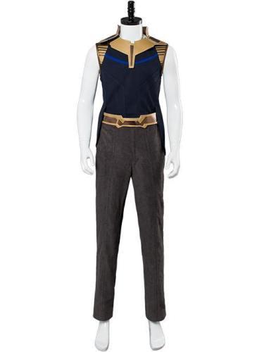Thanos Avengers: Infinity War 2018 Marvel Josh Brolin Cosplay Kostüm