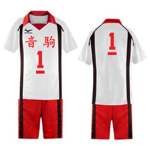 Haikyuu Nekoma High School Nummer 1/5 Tetsurou Kuroo Uniform Schuluniform Cosplay Kostüm