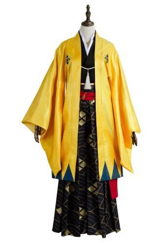 Fate Grand Order Gilgamesh Kimono Cosplay Kostüm