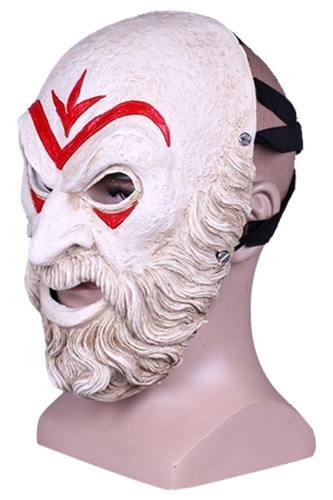 Assassin's Creed Odyssey Villain Hierarch Odyssey Maske Kopfbedckung aus Harz Karneval Mottoparty