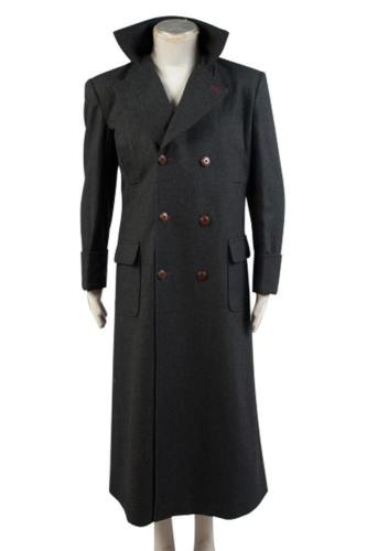 Sherlock Holmes Cape Mantel Cosplay Kostüm -Wolle Version
