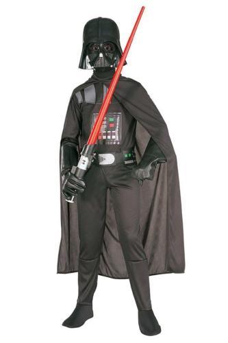 Star wars Anakin Skywalker Darth Vader Cosplay Kostüm für Kinder Junge