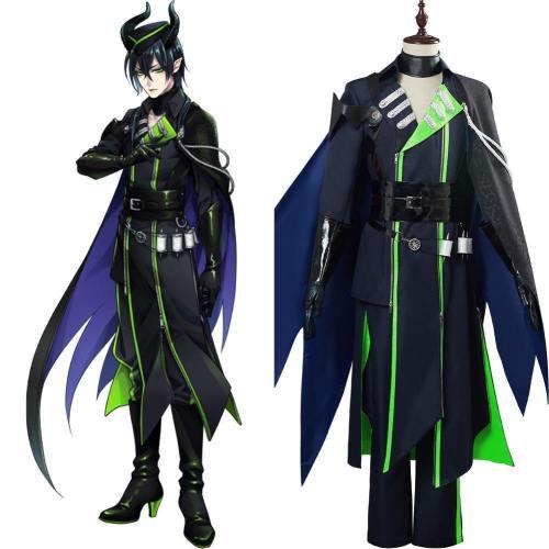 Diasomnia Twisted Wonderland Malleus Draconia Cosplay Kostüm Halloween Kostüm