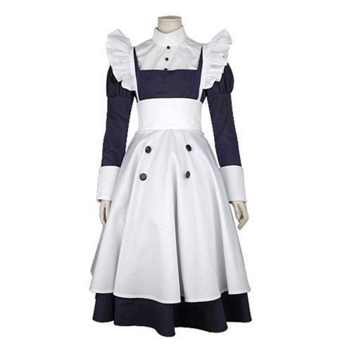 Black Butler Kuroshitsuji Maylene Maylin Cosplay Kostüm