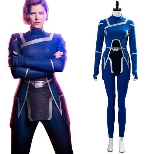 Crisis on Infinite Earths Lyla Michaels Harbinger Set Cosplay Kostüm