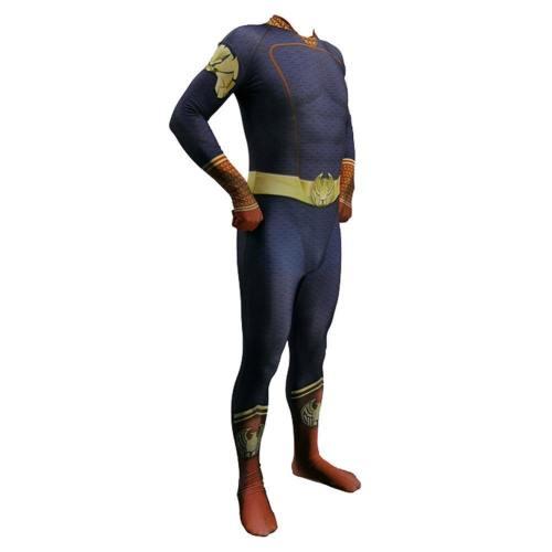 John Homelander Jumpsuit The Boys John Jumpsuit Cosplay Kostüm