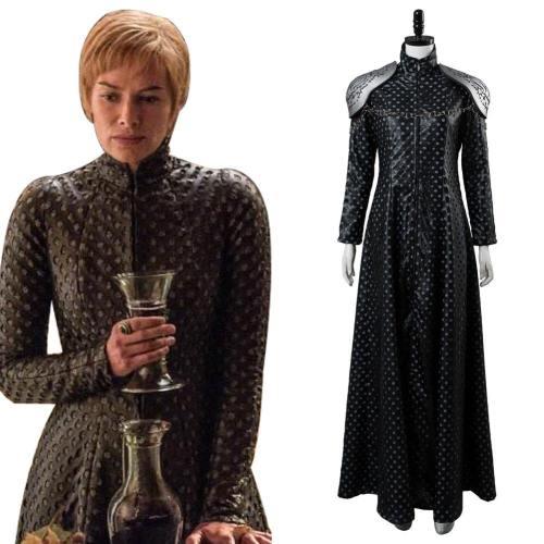 Game of Thrones 7 GOT Cersei Lannister Cosplay Kostüm
