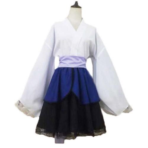 SASUKE UCHIHA Naruto SASUKE Cosplay Kostüm Frau Version
