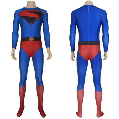 Superman Cosplay Kostüm Legends of Tomorrow Legenden von Morgen Staffel 5