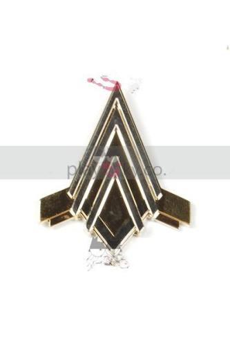 Battlestar Galactica Officer Uniform Pin Abzeichen Set of 2 Cosplay Stütze