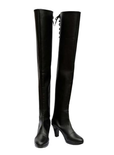 NieR/ NieR:Automata 2B Stiefel Cosplay Schuhe