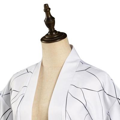 Kimetsu no Yaiba Demon Slayer Kochou Shinobu Umhang Cosplay Kostüm Kimono