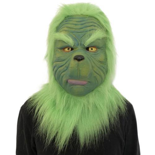 The Grinch Der Grinch Maske Kopfbedeckung 55~66CM Cosplay