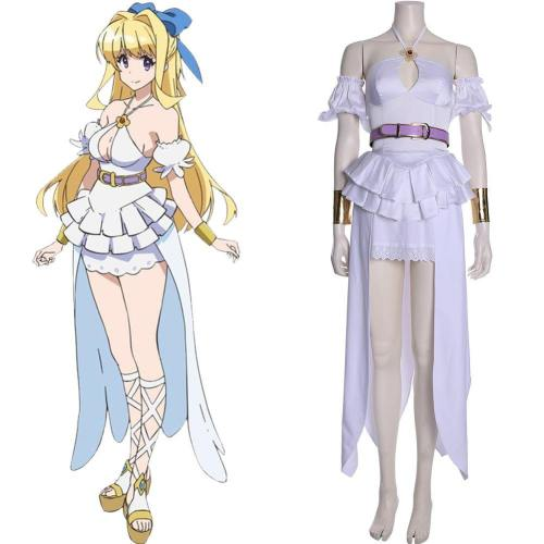 Cautious Hero: The Hero Is Overpowered but Overly Cautious Ristarte Ristarte Kleid Cosplay Kostüm