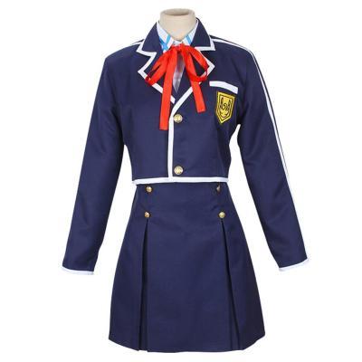 Sword Art Online SAO Cosplay Kostüm Yuuki Asuna Uniform Halloween Karneval Outfits