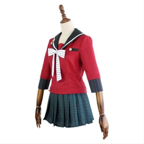 Danganronpa V3: Killing Harmony Harukawa Maki Uniform Cosplay Kostüm