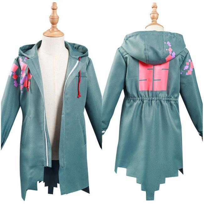 Danganronpa Nagito Komaeda Cosplay Kostüm Mantel für Kinder