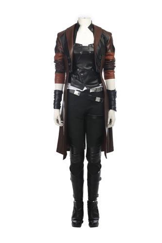 Guardians of the Galaxy 2 Gamora Uniform Cosplay Kostüm