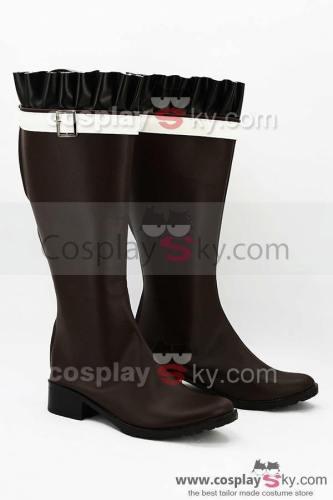 DIABOLIK LOVES Komori Yui Stiefel Cosplay Schuhe