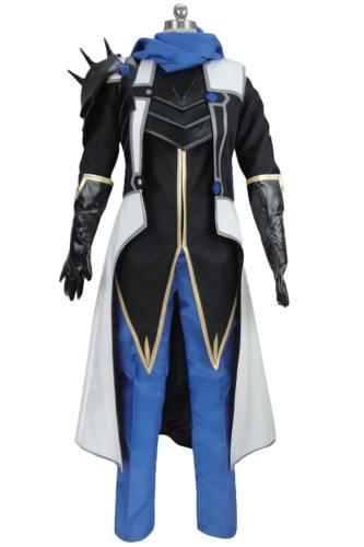 Amaki Ren The Rising of the Shield Hero Cosplay Kostüm