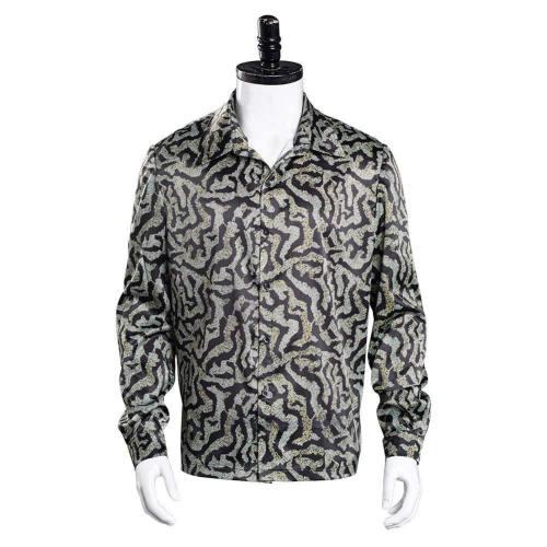Joe Exotic Druck T-Shirt Tiger King Großkatzen und ihre Raubtiere Shirt Cosplay Kostüm