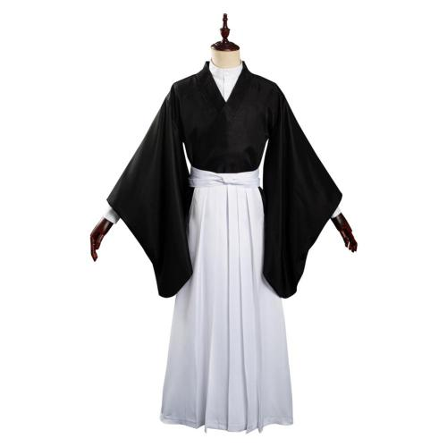 Jujutsu Kaisen Zenin Naoya Uniform Cosplay Halloween Karneval Kostüm