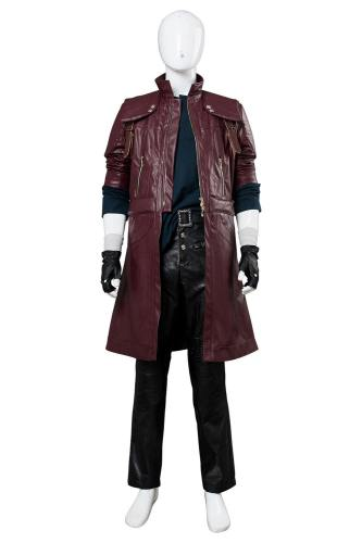Devil May Cry V DMC5 Dante Aged Cosplay Kostüm Mantel