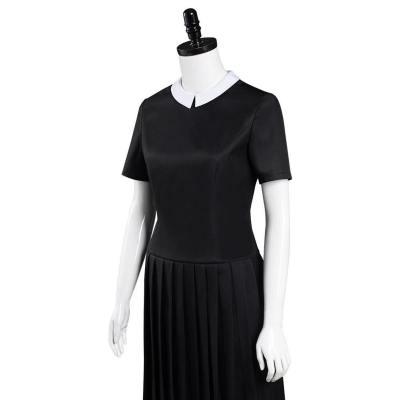 Das Damengambit Beth Harmon Kleid Cosplay Kostüm Halloween Karneval Kostüm auch für Alltag