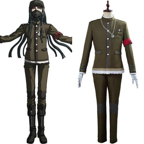 Danganronpa V3 Korekiyo Shinguji Uniform Cosplay Kostüm Halloween Karneval Kostüm