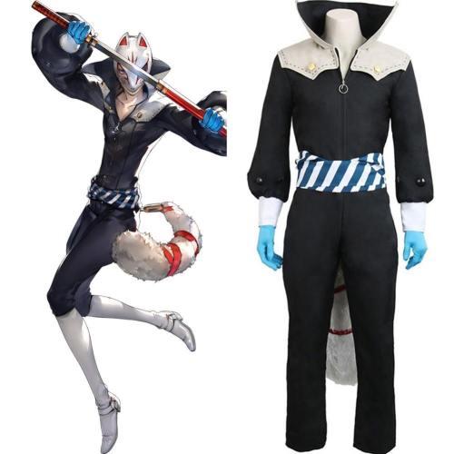 Persona 5 P5 Yusuke Kitagawa Cosplay Kostüm SET